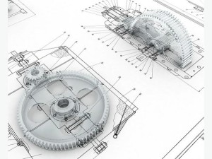 Mechanical drafting and design